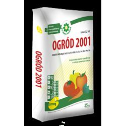 Nawóz OGRÓD 2001...