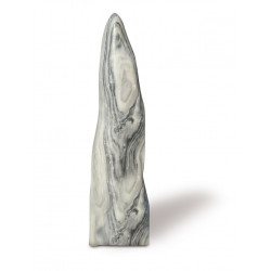 Bianco Carrara Lucide Monolit h120 cm