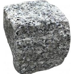Kostka Granitowa Szara 8x10cm