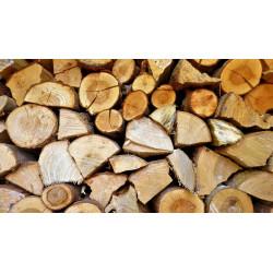 Drewno szczapa