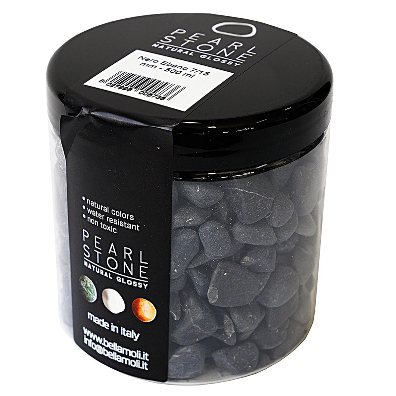 Pearl Stone 7-15 mm Nero Ebano 500 ml