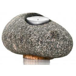 Świecznik Kamienny Tealight