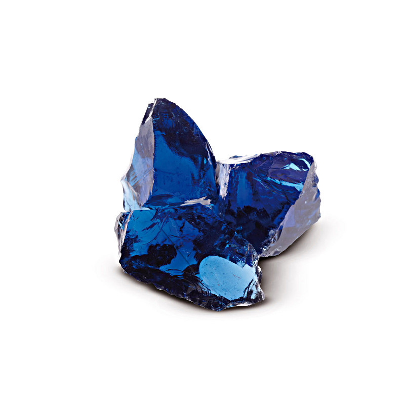 Szkło VETRO BLUE 70-120 mm 1KG