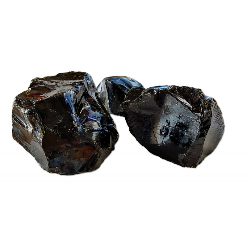 Szkło Czarne 80-180 mm 1 KG