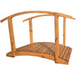 Most Drewniany Dębowy