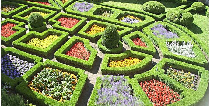 Inspiracje ogrodowe Stone Garden – ogród w stylu angielskim